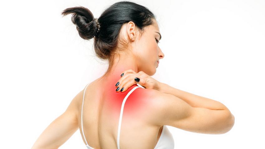 Kéz zsibbadás váll és nyakfájdalom miatt